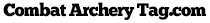 combatarcherytag.com -Stockholm, Göteborg, Malmö, Luleå Logo