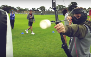 Combat Archery Tag Stockholm