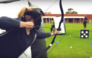 Combat Archery Tag uppsala